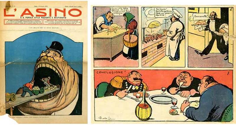 Rivista satirica L'Asino